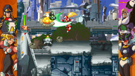 Image for Capcom's 8-game Mega Man X Legacy Collection is out now