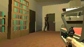 Image for Retro immersive sim Synther looks like Deus Ex circa '95