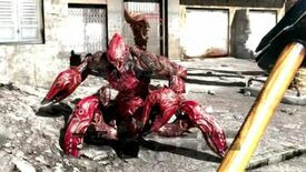 Image for Serious Sam's DRM Is A Giant Pink Scorpion