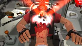Image for Heavy Medication: Surgeon Sim Slices TF2's Heavy