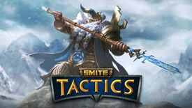 Image for Smite Tactics strategy card game puts gods on a grid