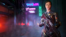 Image for Star Citizen trial week shows off spaceladies and new spacecity