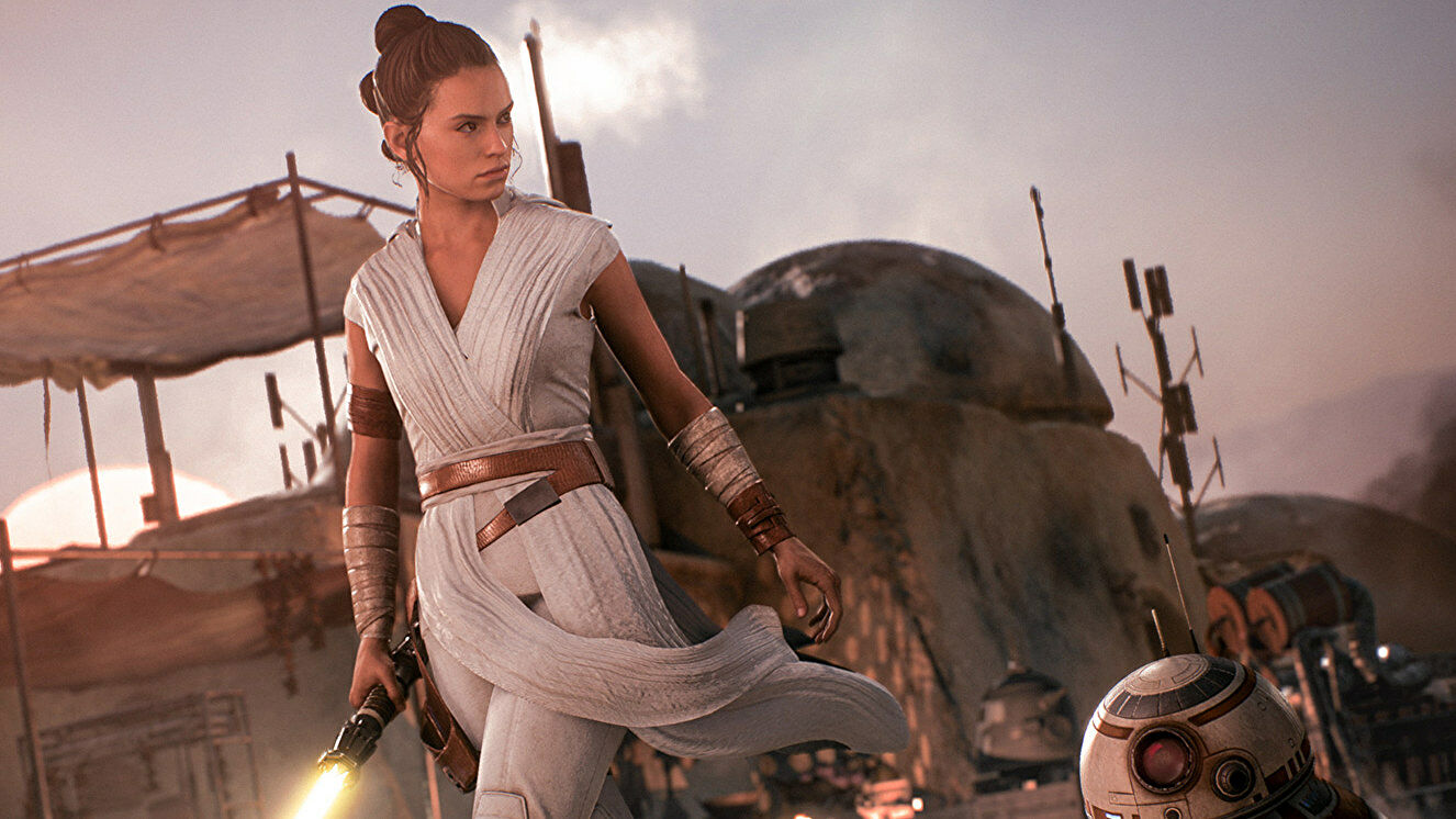 Star Wars Battlefront 2 Is Free On Epic Right Now Rock Paper Shotgun