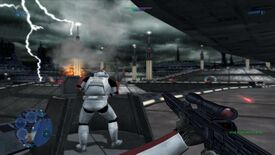 Image for Online multiplayer returns to Star Wars: Battlefront (not that one)