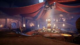 Image for Star Wars Battlefront 2 visiting Jabba's Palace in Han Solo Season