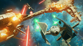 Image for Star Wars: Squadrons trailer gives a wee peek at the story campaign