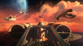 Image for Star Wars: Squadrons will bring spaceship dogfights to October