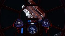 Image for Star Wars: Squadrons pays more homage to TIE Fighter than it had to