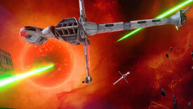 Image for The B-Wing and TIE Defender have landed in Star Wars: Squadrons