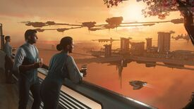 Image for Star Citizen's cloud city is the final port of call for the game's single solar system