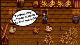 Image for I am going to become a battery chicken farmer in Stardew Valley