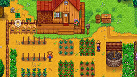Image for A strange Stardew Valley bug makes names magical