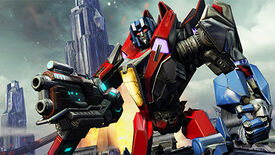 Image for Fall of Cybertron Tomorrow/War For Cybertron Today