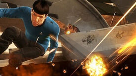 Image for Star Trek Out In The States, Slowly Crossing Space Oceans