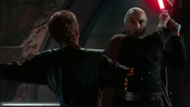 Image for Lucasfilm say you can't chop people's limbs off willy-nilly