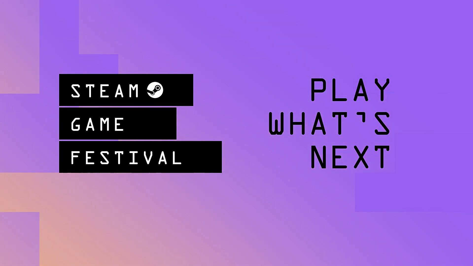 The next Steam Game Festival kicks off in June