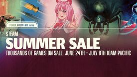 Image for The Steam Summer Sale has begun