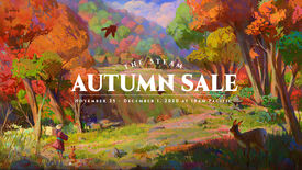 Image for The Steam Autumn Sale is on, as are Steam Awards nominations
