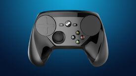 Image for Valve patent suggests they're giving Steam Controllers another shot