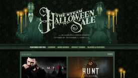 Image for Steam's spine-chilling Halloween sale has begun
