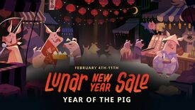 Image for Steam Lunar New Year sale offers extra discounts for big spenders