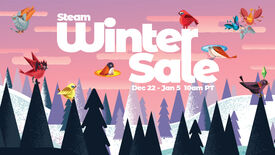 Image for Here's what to buy in the Steam Winter Sale