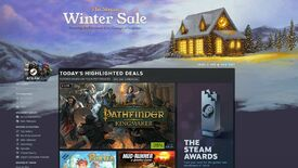 Image for Steam Winter Sale is here, fluffy white deals blanketing the land