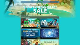 Image for Help save the planet with Steam's World Environment Day sale
