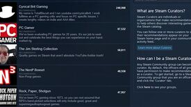 Image for Steam Curators: Paid Endorsements Must Be Disclosed