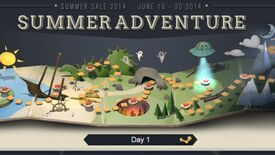 Image for Steam Summer Sale Is Go, With Summer Adventure Madness