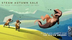 Image for Steam's Autumn sale has begun - here's some picks