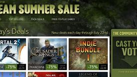 Image for Paying Out For The Summer: Steam Sale Is Here