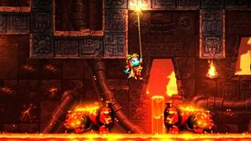 Image for Steamworld Dig 2 is a gentle jewel