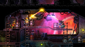 Image for The joy of lining up the perfect shot in SteamWorld Heist