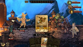 Image for SteamWorld Quest gets a 'New Game Plus' mode
