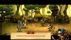 Image for Wot I Think: SteamWorld Quest: The Hand of Gilgamech