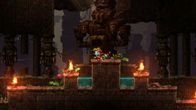 Image for SteamWorld Dig 2 is burrowing its way onto PC