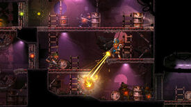 Image for Turn-Based Steampunk Shooting: SteamWorld Heist Trailer