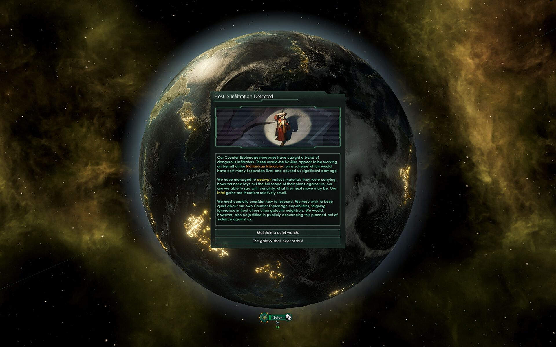 Stellaris: Nemesis expansion adds new ways to be a space tyrant on April 15th