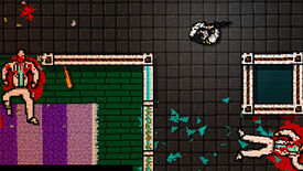 Image for Hotline Miami Aids Pirates Instead Of Murdering Them