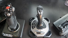 Image for A Clash Of Shafts: Three Flight Sticks Compared