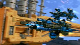 Image for Strike Vector back with an EX, becomes mechdaddy