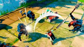 Image for Time-looping hack n' slasher Stories: The Path of Destinies is free today