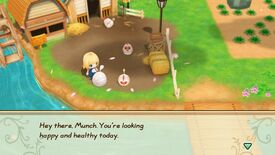 Image for Story Of Seasons: Friends Of Mineral Town will harvest a PC remake in July