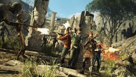 Image for Strange Brigade breaking out of sarcophagus in August