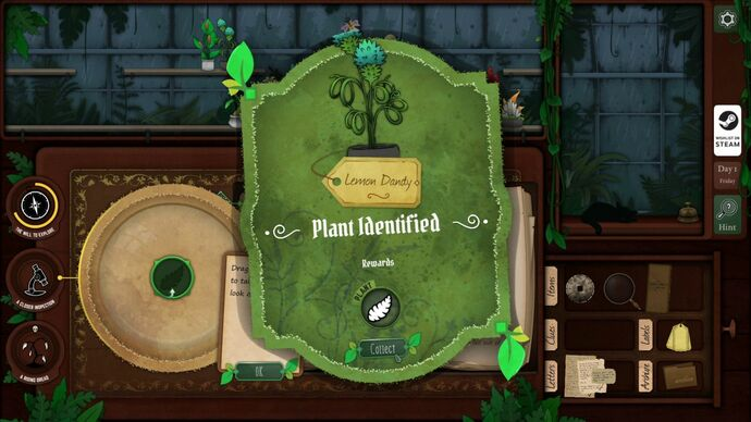 Image for You should all play the Strange Horticulture demo and wishlist it immediately
