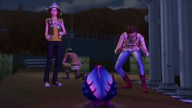 Image for The Sims 4 visits the very normal town of StrangerVille next week