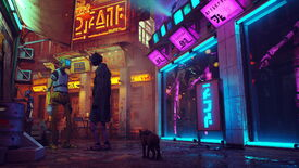 Image for Explore a city of robots as a lovely cat in Stray
