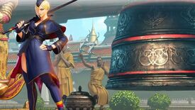 Image for Street Fighter V's Falke speaks softly, carries a big stick