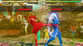 Image for Street Fighter V: Arcade Edition patch notes punch out